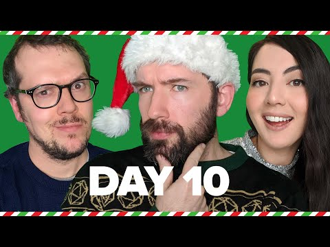 Xmas Challenge Day 10! The Great Red Dead Online Race (Head to Head) - Oxbox Xmas Challenge 2020