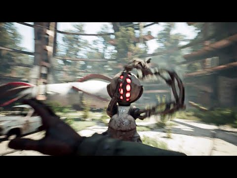 ATOMIC HEART - Full Movie (2021) All CINEMATIC Trailers & Gameplay