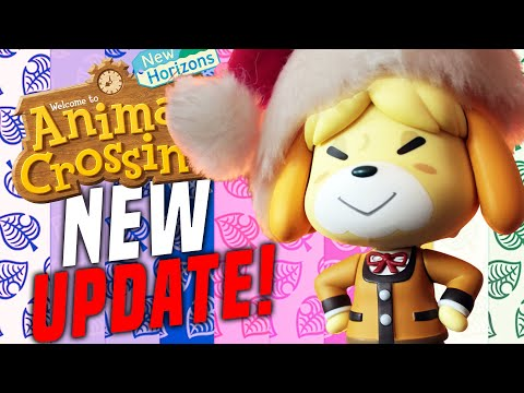 THEY CHANGED THIS?! New Animal Crossing Switch Update 1.6.0 c! (TOY DAY SECRETS + New Horizons Tips)