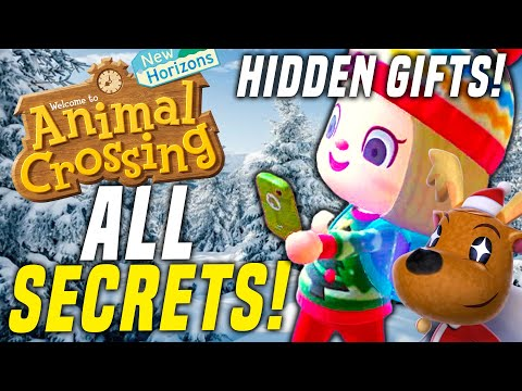 HOW TO SECRET GIFT EXCHANGE! Toy Day Animal Crossing New Horizons (ACNH Update Toy Day Tips Tricks)