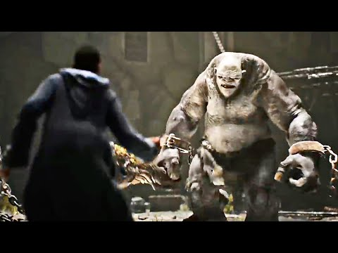 HARRY POTTER - Full Movie (2021) All Game Trailers