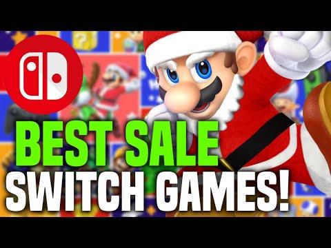 LAST MINUTE Nintendo Switch Games Sale! MASSIVE LIST, Best Switch Games 2020! (eShop Deals + Sales!)