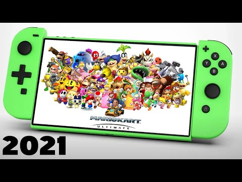 Nintendo Switch 2021: The Perfect Year