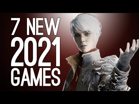 7 New Games for 2021 You Didn't Know You Need in Your Life