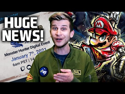 Nintendo Switch GROWS, Buys The Mansion + Capcom's Direct This Week! (New Switch News)