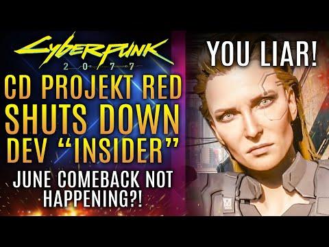 Cyberpunk 2077 - CD Projekt RED Shuts Down Recent Dev