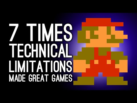 7 Ways Technical Limitations Accidentally Made Great Games