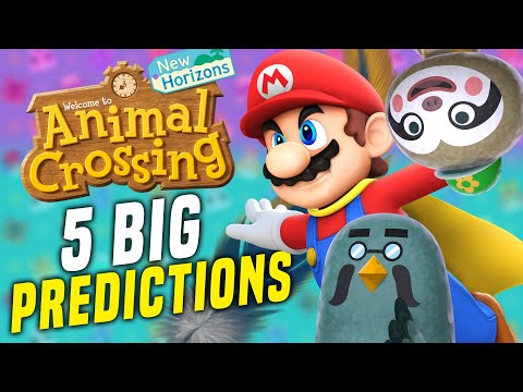 ACNH January UPDATE May Be The Best Yet?! Predictions! (Animal Crossing Update New Horizons 1.7)