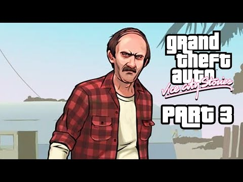 GRAND THEFT AUTO VICE CITY STORIES Gameplay Walkthrough Part 3 - BUSINESS EMPIRE