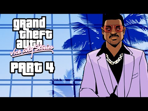 GRAND THEFT AUTO VICE CITY STORIES Gameplay Walkthrough Part 4 - LANCE VANCE