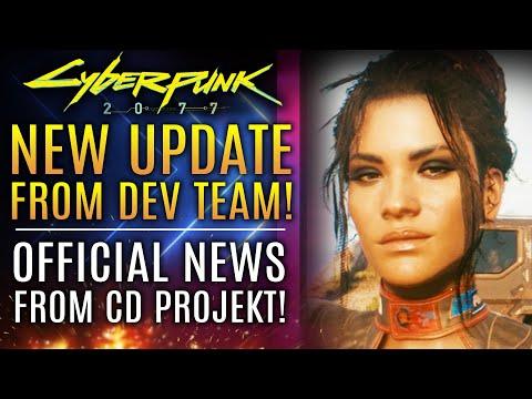 Cyberpunk 2077 - New Official Update from CD Projekt Red!  Plus: Multiplayer vs DLC Showdown!
