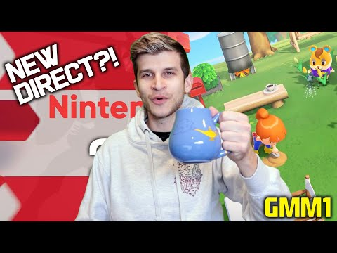 Switch eShop ALTERED + Animal Crossing 4K Gameplay (Nintendo Switch News - GMM1)