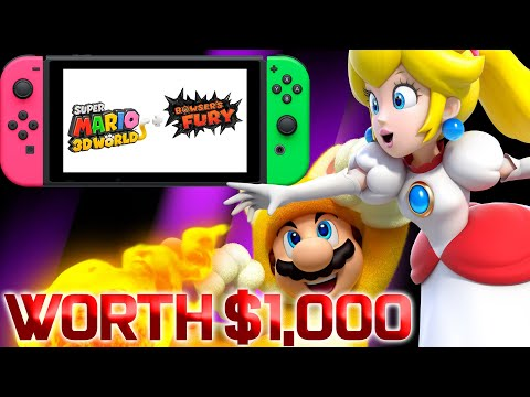 9 Reasons TO BUY New Super Mario 3D World on Nintendo Switch