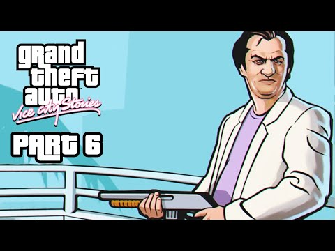 GRAND THEFT AUTO VICE CITY STORIES Gameplay Walkthrough Part 6 - FORBES