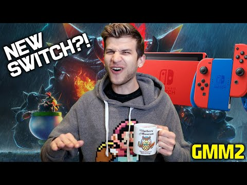 NEW Switch Console + Bowser's Fury Is Mario Odyssey DLC?! (Nintendo Switch News - GMM2)