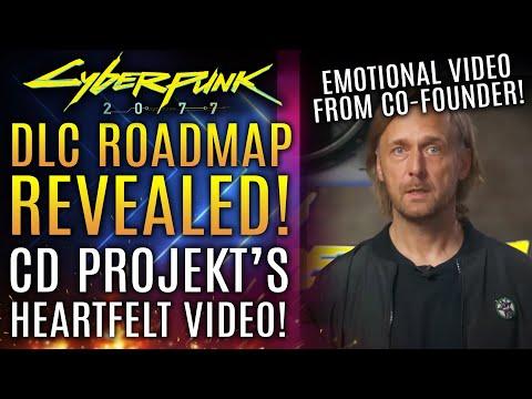 Cyberpunk 2077 - New Emotional Video Reveals DLC Roadmap, Patch Updates and Heartfelt Apology!