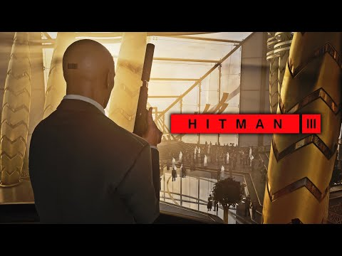 HITMAN™ 3 Master Difficulty - Dubai (Silent Assassin Suit Only, No Loadout)