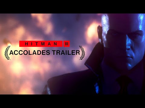 Hitman cinematic video.