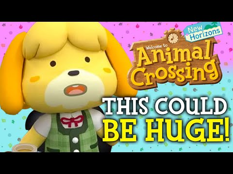 Nintendo CAN CHANGE Animal Crossing With This New Update...(New Horizons Island Tour)