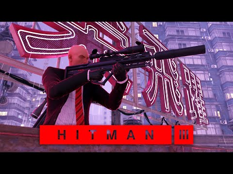 HITMAN™ 3 Master Difficulty - Chongqing, China (Sniper Assassin, Silent Assassin Suit Only)
