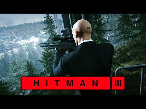 HITMAN™ 3 Master Difficulty - Berlin (Sniper Assassin, Silent Assassin Suit Only, All ICA Agents)