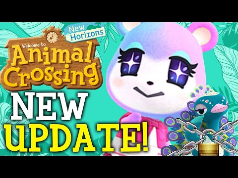 DID THEY LOCK..?! New Animal Crossing Switch Update 1.7! (New Horizons Tips)
