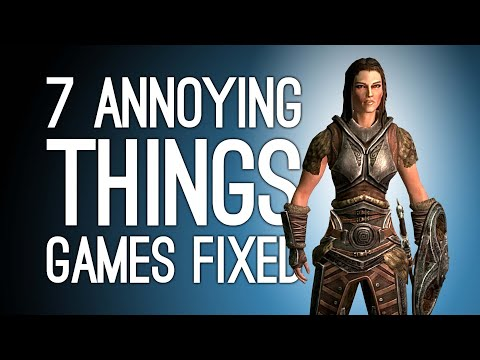 7 Irritating Things Games Fixed with Easy Solutions