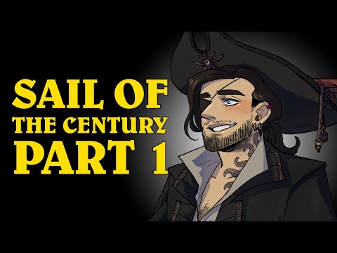 Oxventure Presents: Sail of the Century! A Dungeons & Dragons Oxventure (Episode 1 of 2)