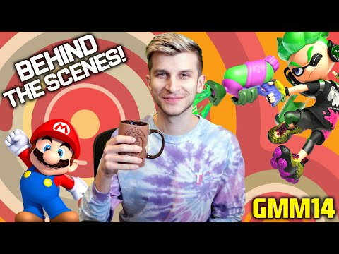 What It's REALLY Like To Run A Nintendo YT Channel (Nintendo Switch News - GMM14)