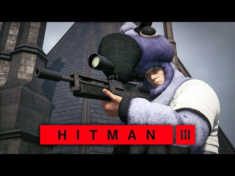 HITMAN™ 3 Master Difficulty - Dartmoor, England (Sniper Assassin, Silent Assassin Suit Only)