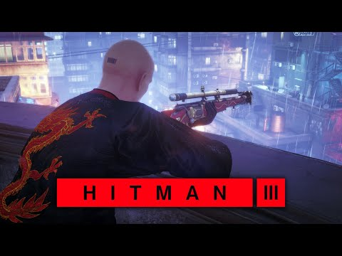 HITMAN™ 3 - The Lee Hong Derivation (Silent Assassin Suit Only, Level 3)