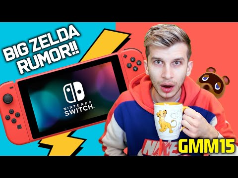 SHOCKING Nintendo Switch Sales Will BLOW YOUR MIND! + Big Zelda Rumor! (GMM15)