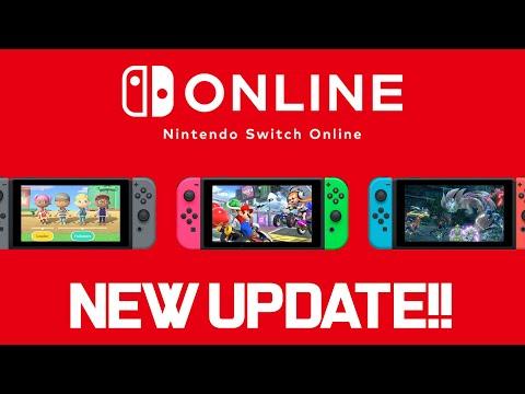 Nintendo Switch Updates Online! BIG Multiplayer Change for 2021?!