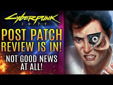 Cyberpunk 2077: New Post Patch Review! Not Good AT ALL! God of War PS5 Update! Mass Effect Legendary