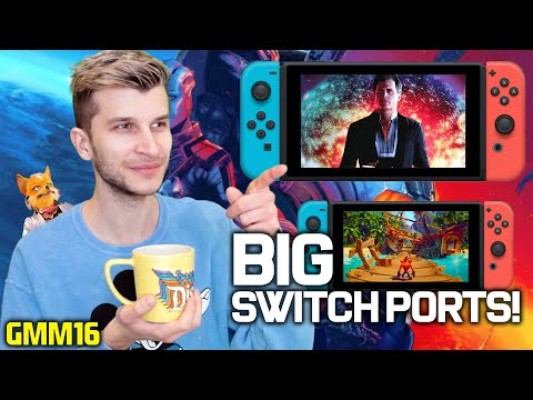 Mass Effect Coming To Switch?! BIG Nintendo Switch Games for Summer 2021! (GMM16)