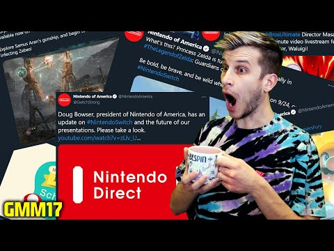 How These NEW Nintendo Switch Announcements Could BREAK THE INTERNET!