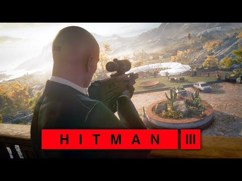 HITMAN™ 3 Master Difficulty - Mendoza, Argentina (Sniper Assassin, Silent Assassin Suit Only)