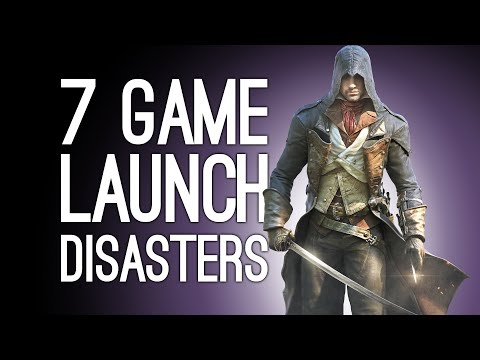 7 Disastrous Launches That Games Will Never Live Down