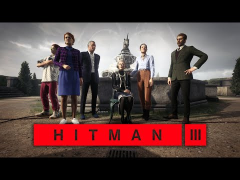 HITMAN™ 3 - The Baskerville Barney Escalation (Silent Assassin Suit Only, Level 3)