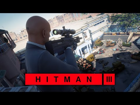 HITMAN™ 3 Master Difficulty - Marrakesh (Sniper Assassin, Silent Assassin Suit Only)