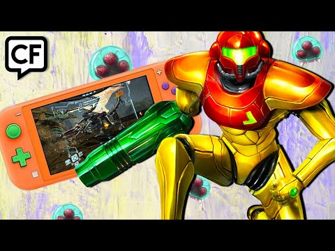 3 Metroid Switch Games This Gen?! Old Nintendo Switch Favorites! | CommentForce Ep. 1