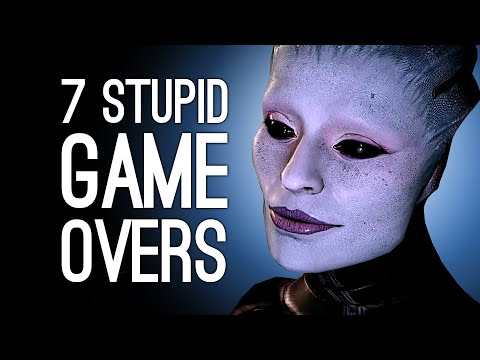 7 Really Stupid Game Overs We Couldn't Resist Getting