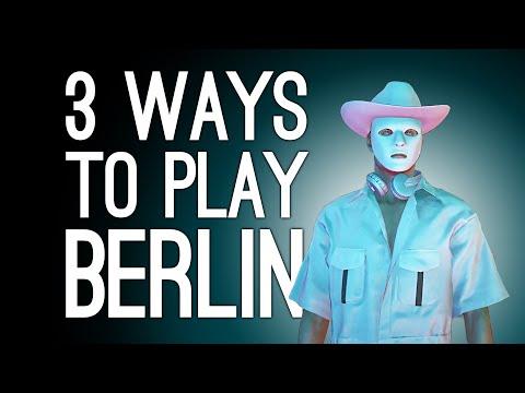 Hitman 3 Berlin! 3 Ways to Play! NIGHTCLUB ACCIDENT! DRUG DEALER DISGUISE! KILLER DJ?