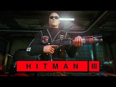 HITMAN™ 3 Master Difficulty - T-47 Terminator Challenge, Berlin (Silent Assassin)
