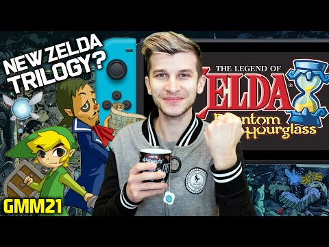 SURPRISE Zelda Switch Games LEAKED for 35th Anniversary?! (Nintendo Switch News - GMM21)