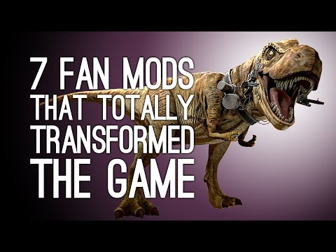 7 Fan Mods That Totally Transformed The Game