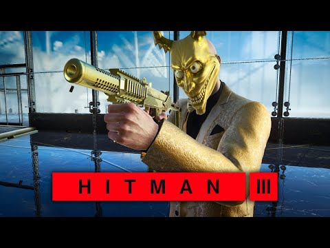 HITMAN™ 3 - The Asmodeus Waltz Escalation, Dubai (Silent Assassin Suit Only, Level 3)