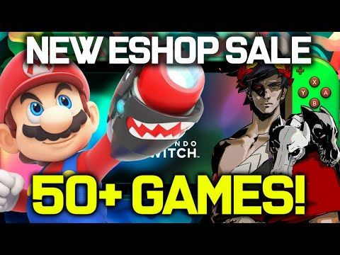 This HUGE Nintendo Switch eShop Sale Can't Be Missed!