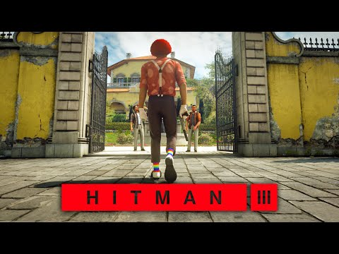 HITMAN™ 3 Master Difficulty - Sapienza, Italy (Silent Assassin Suit Only)