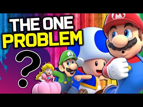 The One PROBLEM With Super Mario 3D World + Bowser's Fury!
